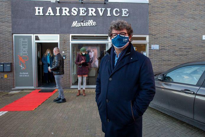 Bart Tommelein, bourgmestre d'Ostende