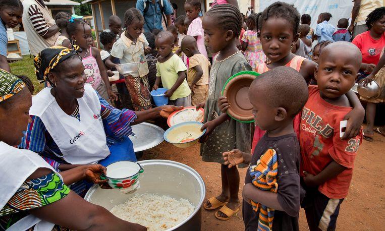 Rode Kruis opent giro 7244 voor stille ramp Afrika