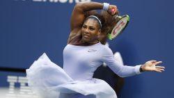 US OPEN. Serena in drie sets naar kwartfinales - Del Potro nog altijd zonder setverlies