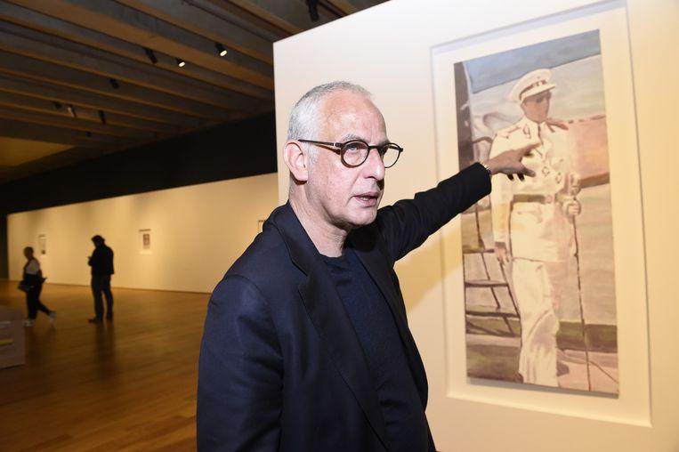 Onder meer  werk van Luc Tuymans komt naar de Serre in Hasselt.