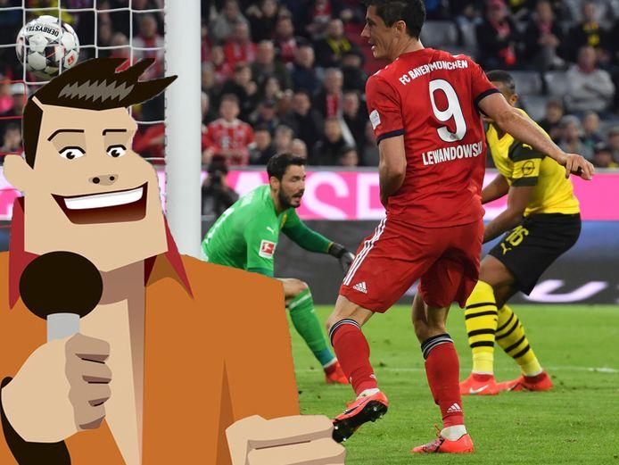 Borussia - Bayern-quiz
