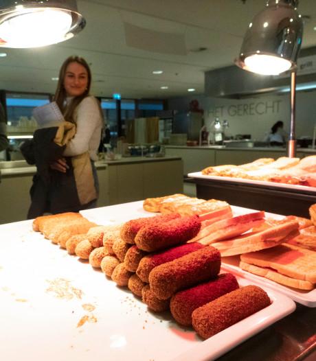 'Straks geen vlees meer op de campus in Nijmegen'