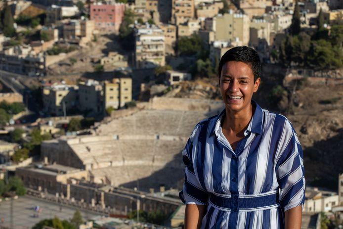 Kitir bezocht gisteren Amman, de hoofdstad van Jordanië.