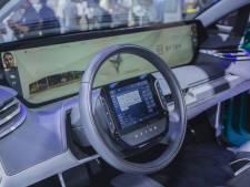 Dit nieuwe automerk plaatst een tablet in het stuur