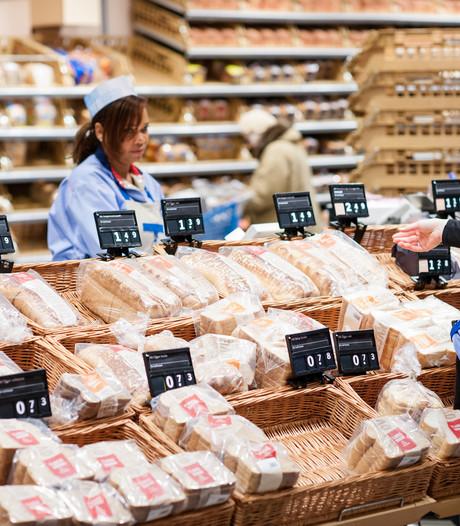 Albert Heijn verwisselde rozijnenbrood met notenbrood
