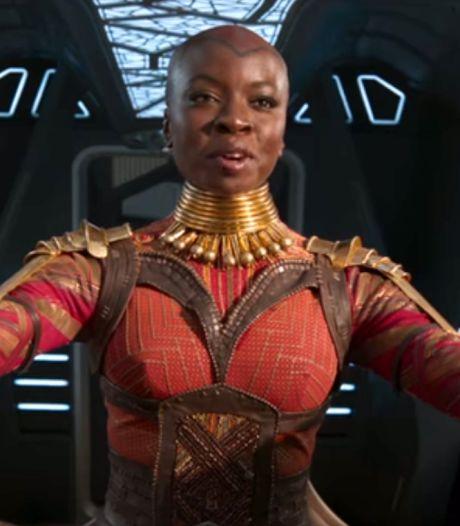 'Superheldenfilm Black Panther gaat in Amerika records breken'