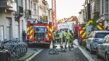 Hoogbejaarde weduwe en dochter zwaargewond bij ontploffing in Gent