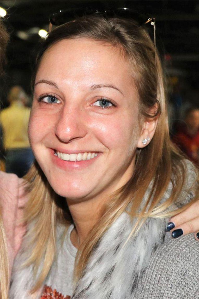 Verkeersslachtoffer Sharon Gruwez (22).