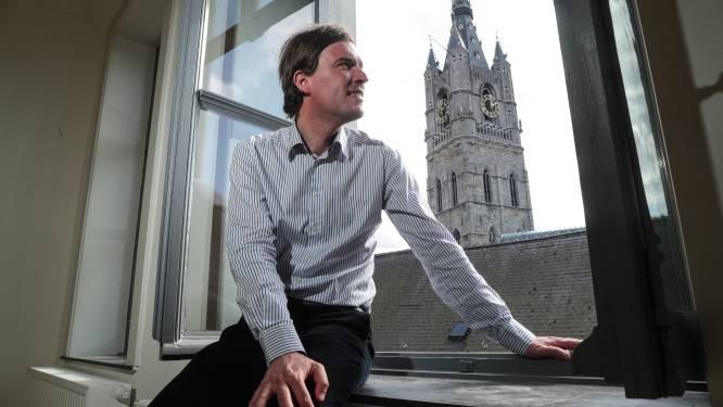 """Burgemeester Mathias De Clercq klaar voor de grote terras-heropening: """"Dit zal bijzonder veel deugd doen na deze moeilijke periode"""""""