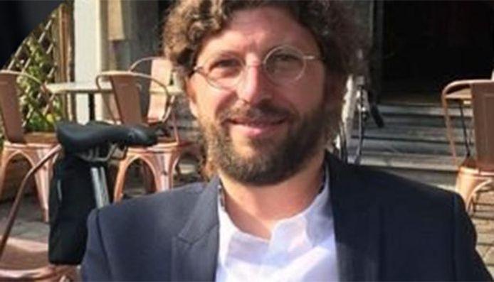 Burgemeester van Vorst Stéphane Roberti.