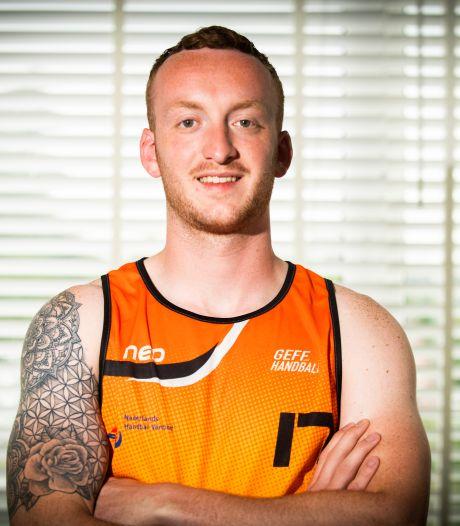 Jelmer Schaap gaat met Oranje op jacht naar eremetaal en meer bekendheid voor beachhandbal