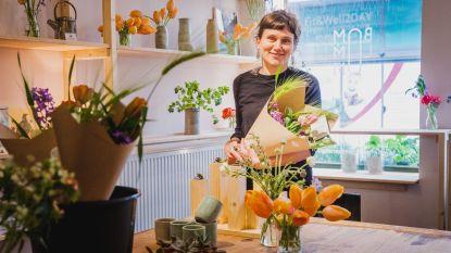 Gent heeft eerste 100% biologische bloemenwinkel van Vlaanderen