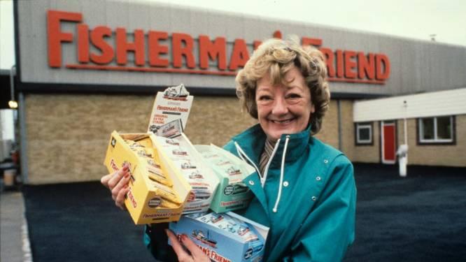 Schatrijke Fisherman's Friend-zakenvrouw (91) laat na dood fortuin achter voor Brits stadje
