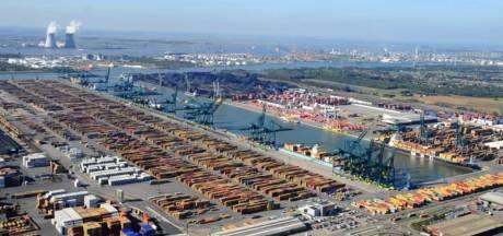 Deux travailleurs du port d'Anvers interpellés dans l'enquête sur Sky ECC
