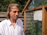 Politie vernietigt medicinale wietplanten van chronisch zieke René