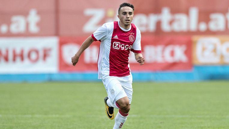 Abdelhak Nouri. Beeld anp