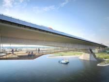 Doortrekken A15: zó gaat de brug over het Pannerdensch Kanaal eruitzien