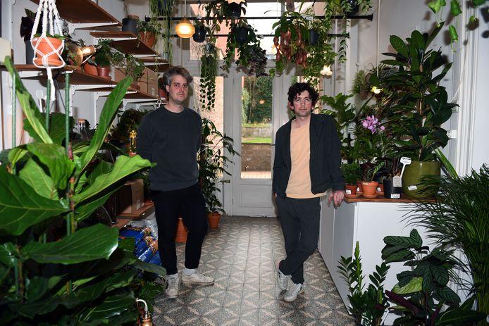 Jelle Wouters en Wouter Vreven hebben hun droom waargemaakt en openen na hun atelier in Wilsele nu ook een fysieke winkel in hartje Leuven.