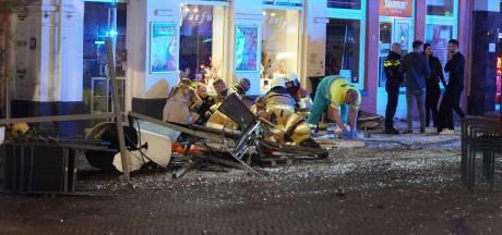 Slachtoffers terrasdrama Deventer woedend over vrijlating verdachte: 'Dit was een moordaanslag'