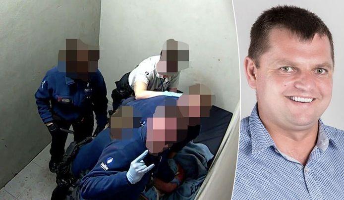 Jozef Chovanec est décédé en février 2018 après un passage en cellule à l'aéroport de Charleroi.