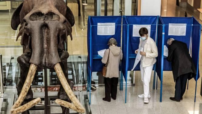 Russische kiescommissie gaat onregelmatigheden onderzoeken
