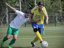 FC Uden in slotseconden verslagen door DSV