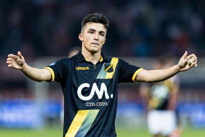 NAC-speler Manu García