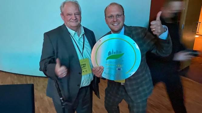 Winterswijk wint Green Leaf Award 2022 in Finland: Europese prijs voor groene dorpen
