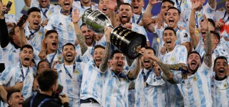 L'Argentine remporte la Copa America, le premier titre de Messi avec son pays