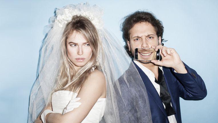 Je scheiding online regelen, is dat een goed idee? Beeld Linda Stulic