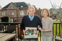 Michel Verschueren en zijn vrouw Marie-Louise