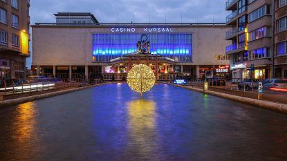 Amokmakers opgepakt in Casino van Oostende