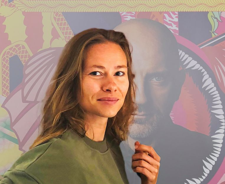 Carina Kornfeind, festivaldirecteur van Mysterland. Beeld