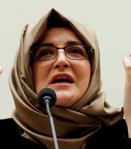 """La fiancée de Khashoggi appelle à """"punir"""" le prince héritier saoudien"""