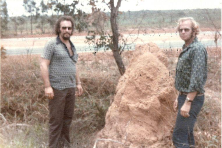 Dit zouden de broers zijn in 1975. Beeld History Channel