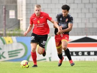 """Nesta Vallez (Cappellen FC) nam vorig weekend een vliegende start in zijn eerste thuismatch: """"Ik heb de indruk dat de derby tegen Berchem meer leeft bij de ploegmaats"""""""