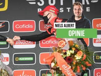 Hiërarchie van de winnaars: met Iserbyt en Aerts rijden op dit moment maar twee afwerkers rond