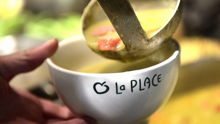 Een kop soep Beeld anp