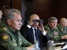 La Russie lance les grandes manoeuvres: 300.000 soldats et 1.000 avions mobilisés