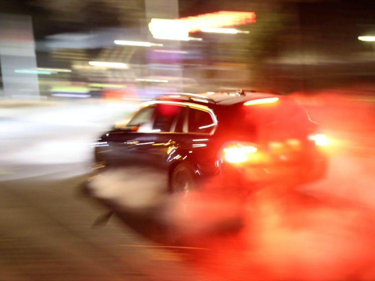 'Straatrace' blijkt remproeven van de politie te zijn