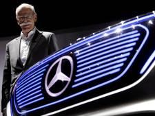 Flink hogere winst Mercedes-Benz ondanks fraudegeruchten