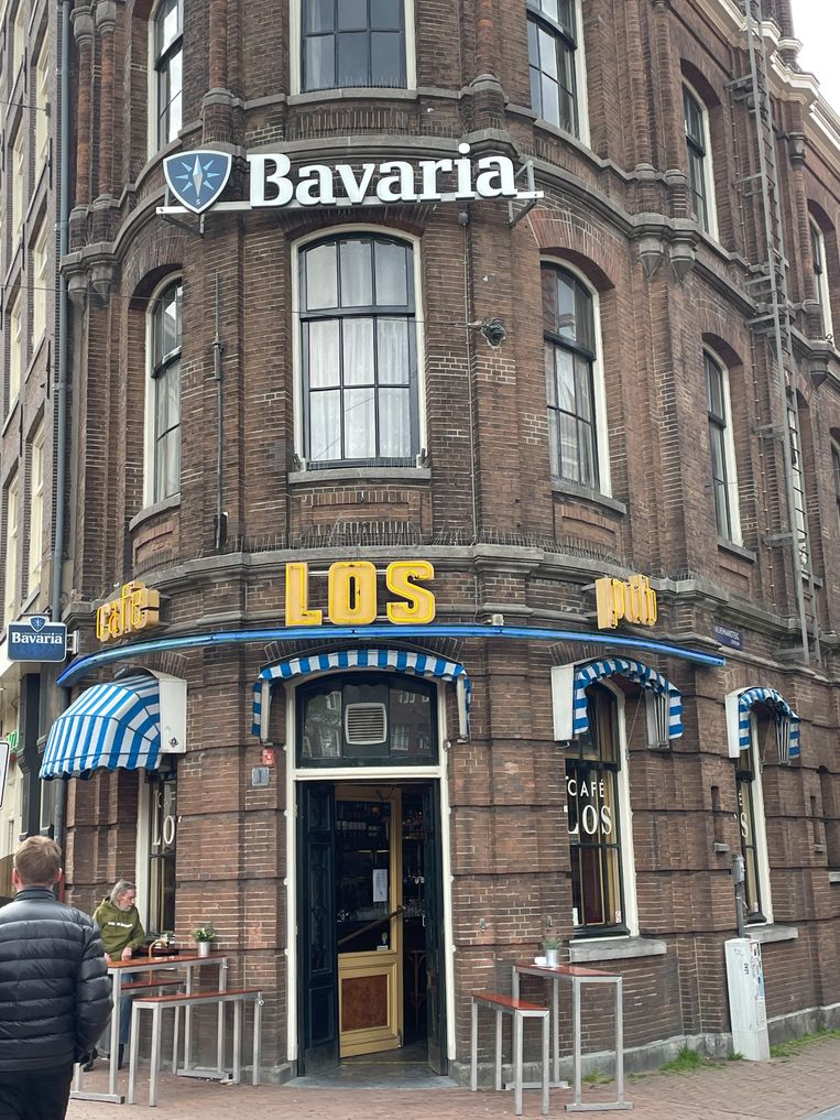 Café Los. Beeld Floor van Spaendonck en Gijs Stork