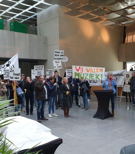 Grote steun voor Muziekgebouw Eindhoven