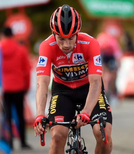 Vertrouwen is groot bij Roglic: 'We hebben echt een sterke ploeg'