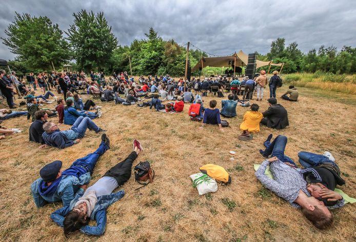 Wilde Westen organiseert onder meer Bos! festival in provinciaal domein Bergelen elke zomer.