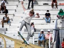 Skateboardster Roos start groot avontuur in Tokio: 'Ik wil er dubbel feest van maken'