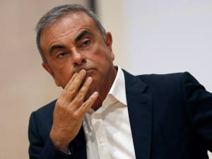 "Carlos Ghosn raconte sa folle évasion : ""Cela m'a rappelé Midnight Express"""