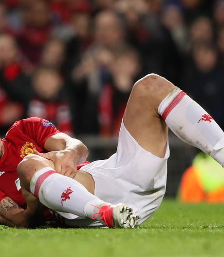 Ibrahimovic laat zich in VS opereren aan knie