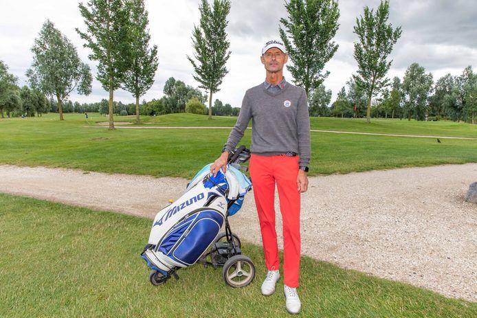 Rinus van Blankers; golfleraar; goese golf; goes; 2021;