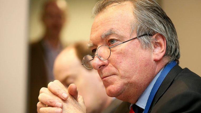 Ex-topman Staatsveiligheid Alain Winants